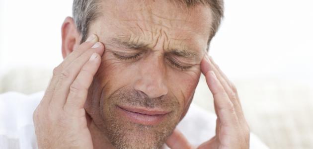 علاج صداع ضعف النظر