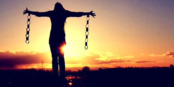 انواع الحرية