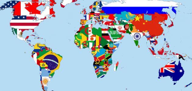 ما هي أسماء الدول الأفريقية