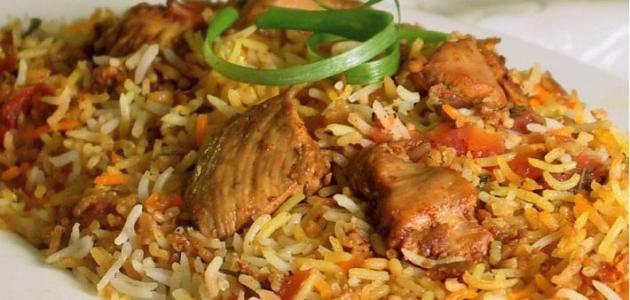 اعداد مجبوس الدجاج الكويتي