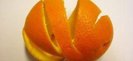 فوائد قشر البرتقال للوجه