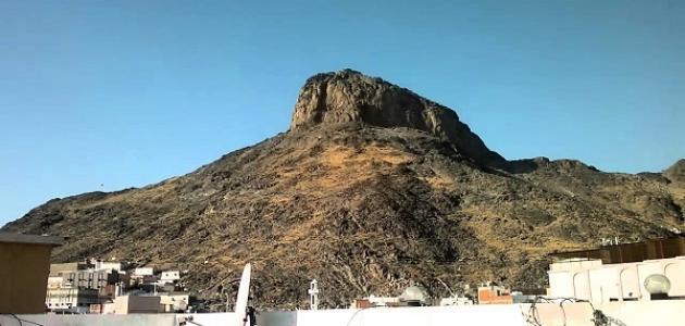 موقع جبل النور