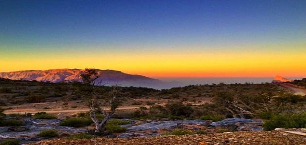 السياحة في جبل شمس