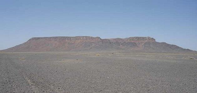 معلومات عن جبل طمية