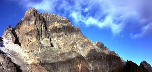 معلومات عن جبل كينيا