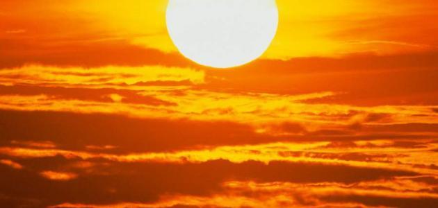 مصادر الطاقة الحرارية