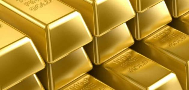 ما هي  خواص الذهب