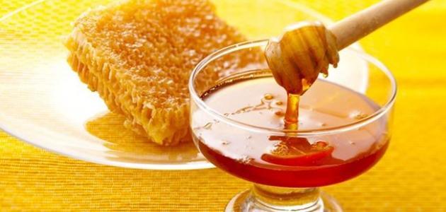 اهمية وضع قطرة عسل على السرة