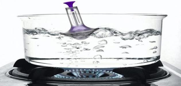 اهمية الماء الساخن