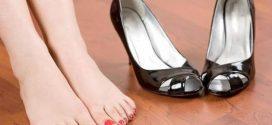 التخلص من رايحة الحذاء