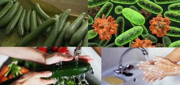 اسباب الاصابة ببكتيريا اي كولاي