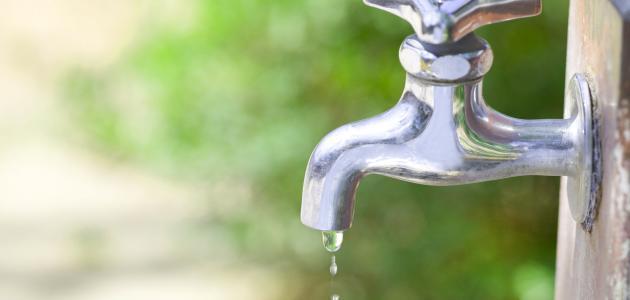كيفية ترشيد استهلاك الماء