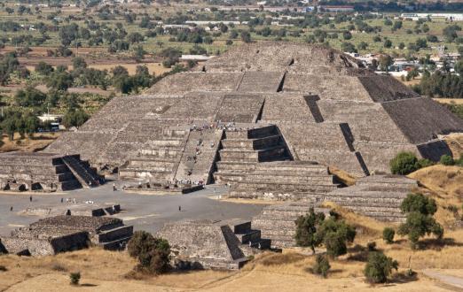 زيارة إلى أهرامات المايا في المكسيك