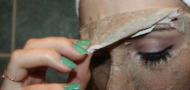 كيف ازيل الجلد الميت