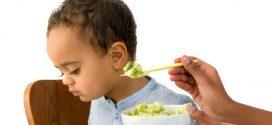 طرق لتشجيع طفلك لتناول طعامه