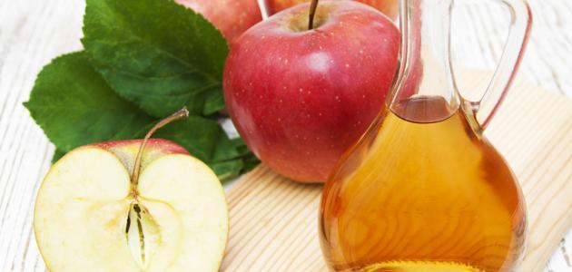 اهمية خل التفاح للجسم